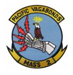 Marine Air Support Squadron MASS-2 Patch