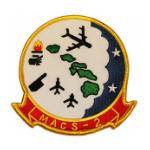 Marine Air Control Squadron MACS-2 Patch