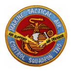 Marine Tactical Air Control Squadron Patches (MTACS)