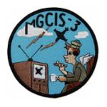 Marine Ground Controlled Intercept Squadron Patches (MGCIS)