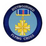 Distinguished Flying Cross Medal Patch