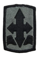 29th Infantry Brigade Patch Foliage Green (Velcro Backed)