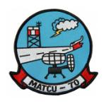 Marine Air Traffic Control Unit Patches (MATCU)