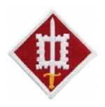 18th Engineer Brigade Patch