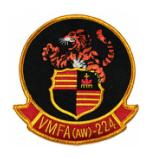 Marine All Weather Fighter Attack Squadron VMFA(AW)-224 Patch