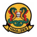 Marine Light Helicopter Squadron HML-369 Patch