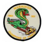 Marine Light Helicopter Squadron HML-369 Patch (MARHUKER/CHAMPIONS OF TONKIN)