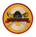 USMC Third Recruit Training Battalion Patch