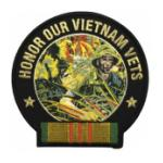 Honor Our Vietnam Vets Patch
