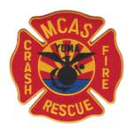 MCAS Yuma Crash Crew Patch