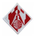 Corps of Engineers Divisions  Districts Patch