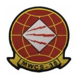 Marine Wing Communications Squadron Patches (MWCS)