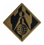Corps Of Engineers Scorpion / OCP Patch With Hook Fastener