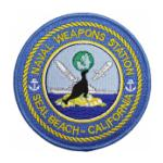 Naval Weapons Station Seal Beach, California Patch