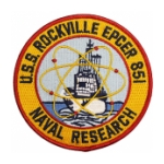Navy Patrol Craft Escort Rescue Ship Patches (EPCER)