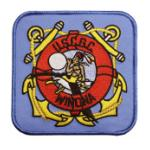 Coast Guard High Endurance Cutter Ship Patches (WHEC)