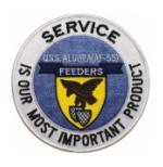 USS Aludra AF-55 Ship Patch