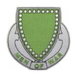33rd Armored Regiment Patch
