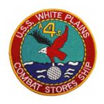 Navy Combat Stores Ship Patches (AFS)
