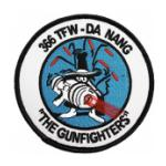 366th Tactical Fighter Wing Patch (Da Nang)