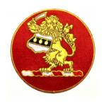28th Field Artillery Division Patch