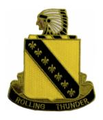 645th Tank Destroyer Battalion Patch