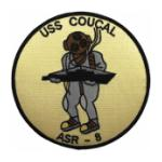 USS Coucal ASR-8 Ship Patch