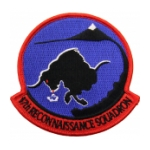 Air Force 17th Reconnaissance (Drone) Squadron Patch