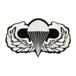 Airborne Wing Patch