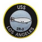 USS Los Angeles ZR-3 Patch