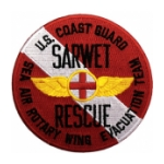 Coast Guard Rescue Patches