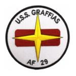 USS Graffias AF-29 Ship Patch