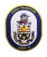 Navy Joint High Speed Vessel Ship Patches (JHSV)