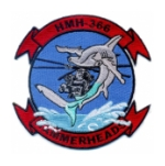 Marine Heavy Helicopter Training Squadron HMH-366 Patch