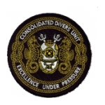 Navy Diver Patches