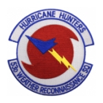 Air Force 53rd Weather Reconnaissance Squadron (Hurricane Hunters) Patch