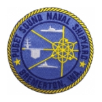 Navy Ship Yard Patches