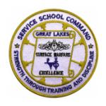 Naval Service School Command - Great Lakes, IL Patch