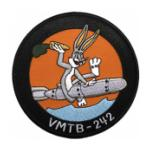 Marine Torpedo Bombing Squadron VMTB-242 Patch
