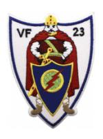 Navy Fighter Squadron VF-23 Patch