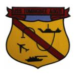 USS Tombigbee AOG-11 Patch