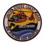 USCG Air Station Los Angeles Patch