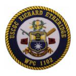 Coast Guard Sentinel-Class Cutter Ship Patches (WPC)