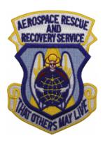 Air Force Aerospace Rescue and Recovery Service Patch
