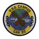 USS Cadmus AR-14 (Can Do) Patch
