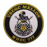 USCGC Mellon WHEC-717 Ship Patch