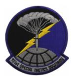 Air Force Special Tactics Squadron Patches