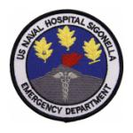 US Naval Hospital Sigonella Emergency Department Patch
