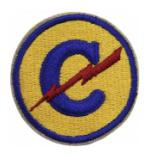 Army Military US Constabulary Force Patch