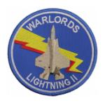 Marine Fighter Attack Training Squadron VMFAT-501 (Warlords) Patch
